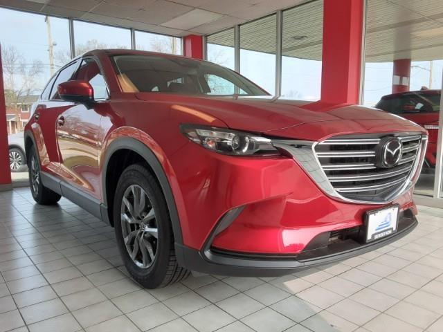 2021 Mazda CX-9 Vehicle Photo in Green Bay, WI 54304
