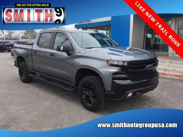 2020 Chevrolet Silverado 1500 Vehicle Photo in Hammond, IN 46320