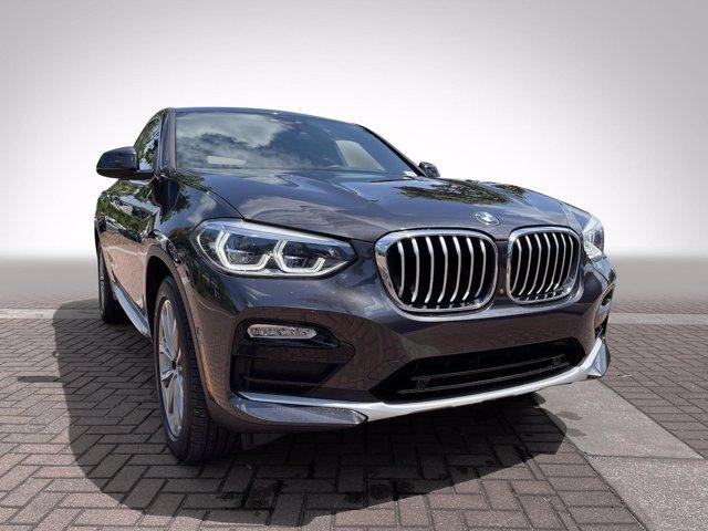 2019 BMW X4 xDrive30i Vehicle Photo in Chapel Hill, NC 27514