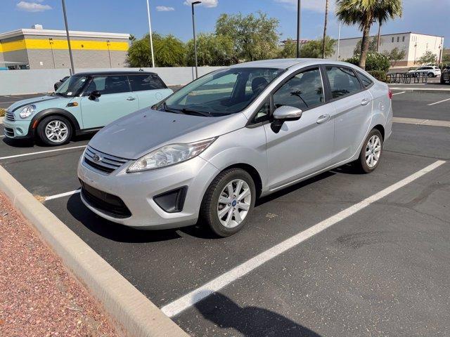 2013 Ford Fiesta Vehicle Photo in Tucson, AZ 85705