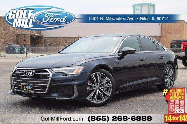 2019 Audi A6 Vehicle Photo in Plainfield, IL 60586