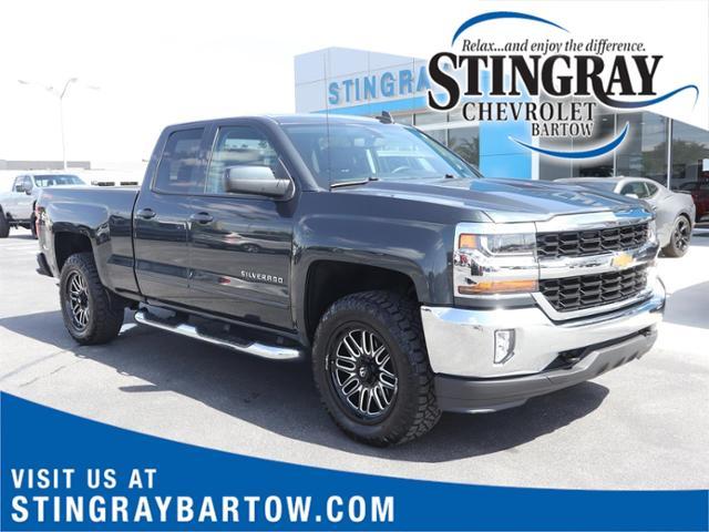 2018 Chevrolet Silverado 1500 Vehicle Photo in Bartow, FL 33830