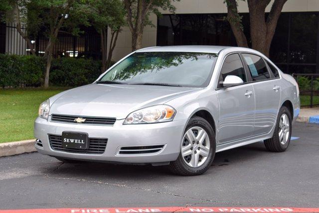 2010 Chevrolet Impala Vehicle Photo in Dallas, TX 75209