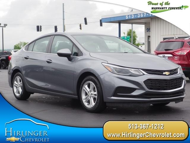 2018 Chevrolet Cruze Vehicle Photo in West Harrison, IN 47060
