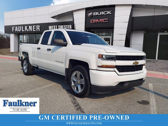 2017 Chevrolet Silverado 1500 Vehicle Photo in WEST CHESTER, PA 19382-4976