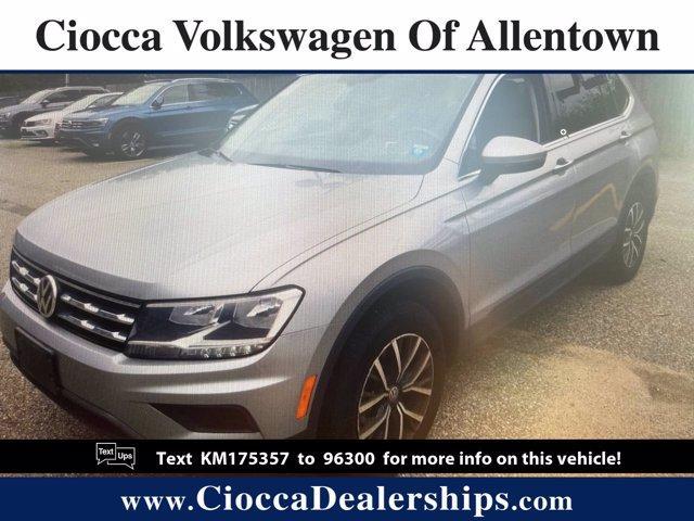 2019 Volkswagen Tiguan Vehicle Photo in Allentown, PA 18103