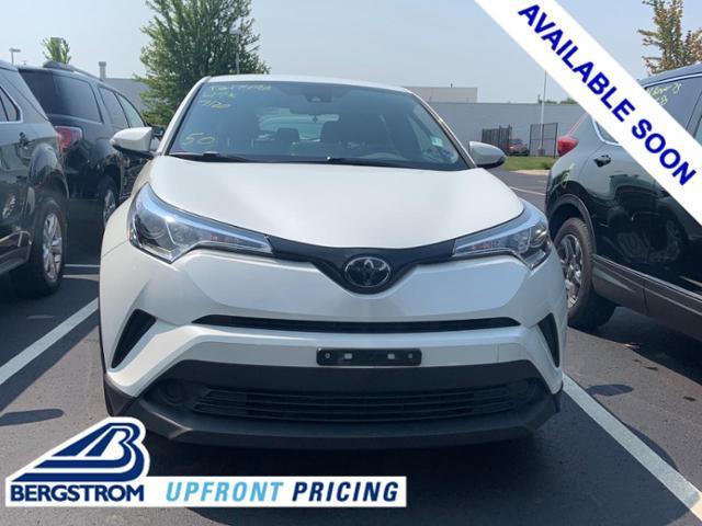 2019 Toyota C-HR Vehicle Photo in Oshkosh, WI 54904