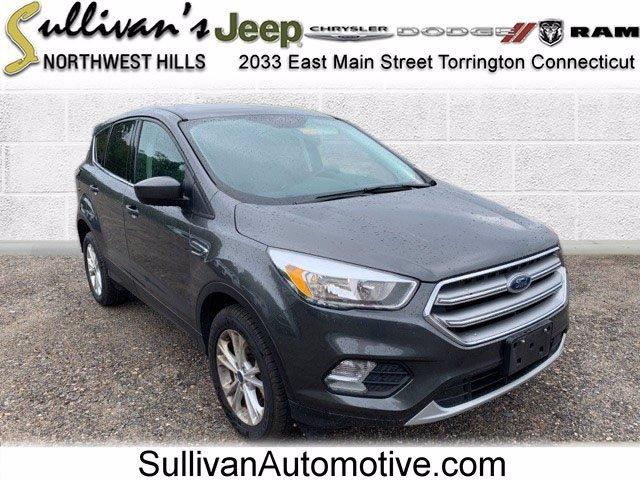 2017 Ford Escape Vehicle Photo in TORRINGTON, CT 06790-3111