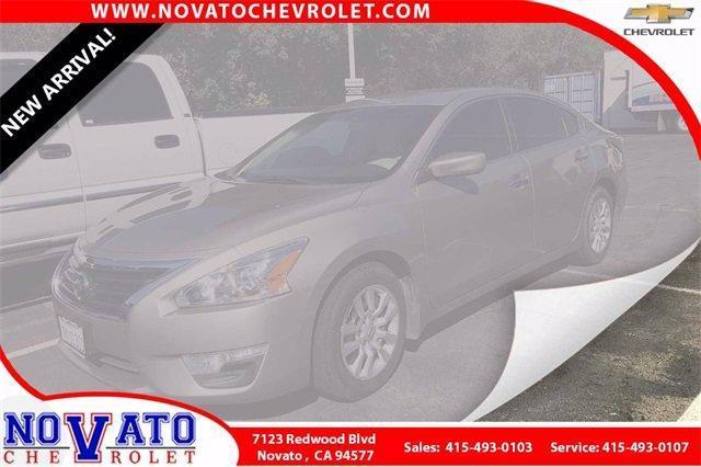 2015 Nissan Altima Vehicle Photo in NOVATO, CA 94945-4102