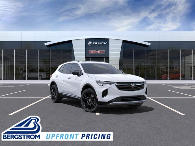 2021 Buick Envision Vehicle Photo in APPLETON, WI 54914-8833