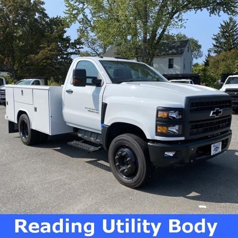 2019 Chevrolet Silverado Chassis Cab Vehicle Photo in TERRYVILLE, CT 06786-5904
