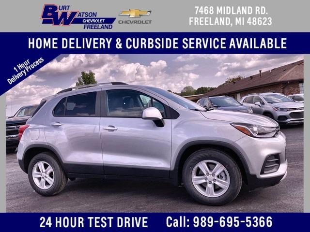 2021 Chevrolet Trax Vehicle Photo in Freeland, MI 48623