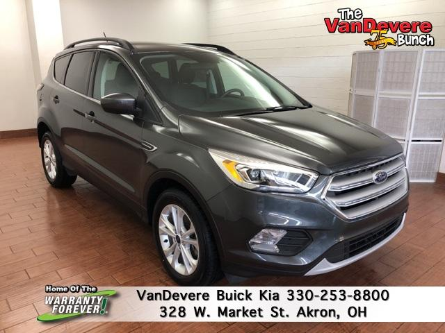 2018 Ford Escape Vehicle Photo in AKRON, OH 44303-2185