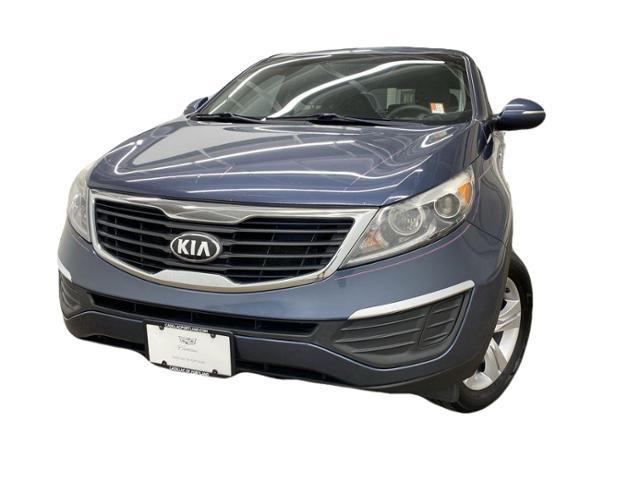 2013 Kia Sportage Vehicle Photo in PORTLAND, OR 97225-3518