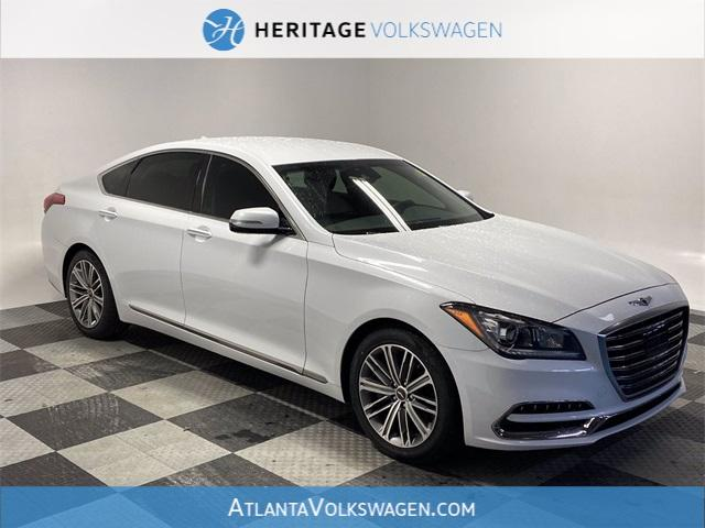 2018 Genesis G80 Vehicle Photo in Union City, GA 30291