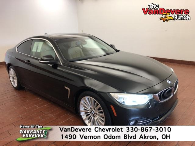 2014 BMW 428i Vehicle Photo in Akron, OH 44320