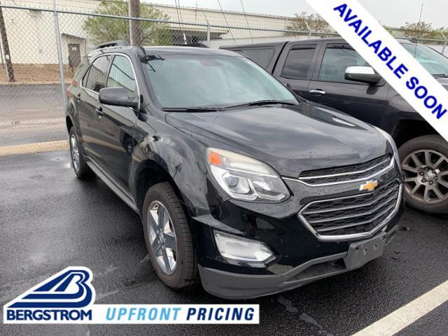 2018 Chevrolet Equinox Vehicle Photo in APPLETON, WI 54914-4656