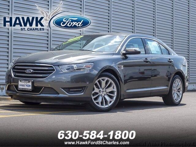 2016 Ford Taurus Vehicle Photo in Plainfield, IL 60586
