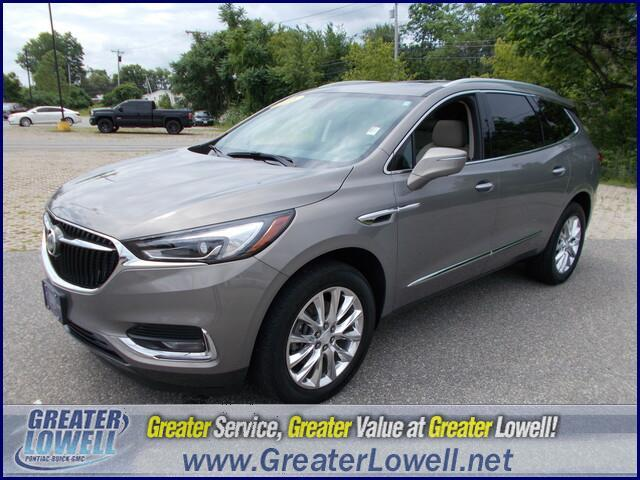 2018 Buick Enclave Vehicle Photo in LOWELL, MA 01852-4336