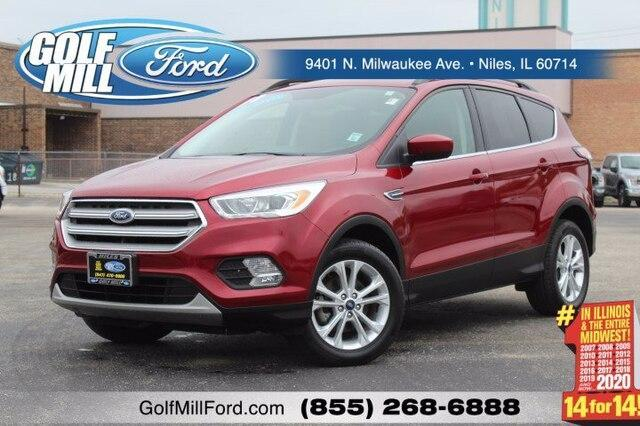 2018 Ford Escape Vehicle Photo in Plainfield, IL 60586