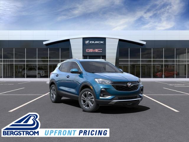 2021 Buick Encore GX Vehicle Photo in Appleton, WI 54914