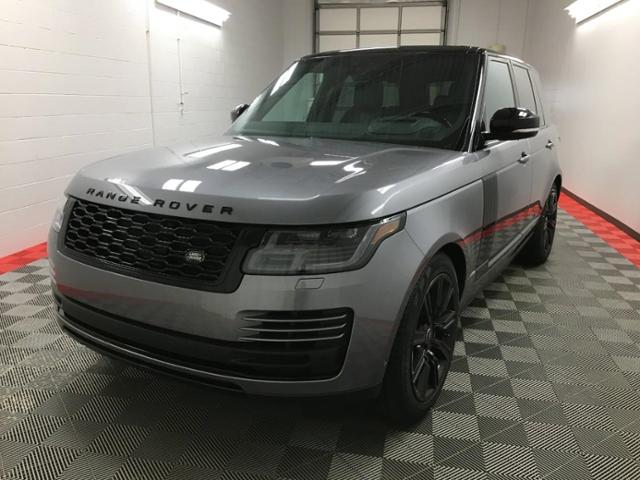 2021 Land Rover Range Rover Vehicle Photo in Appleton, WI 54913