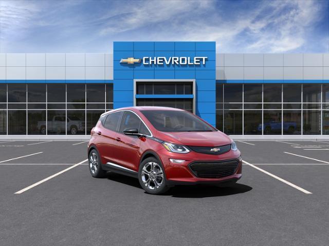 2021 Chevrolet Bolt EV Vehicle Photo in Champlain, NY 12919