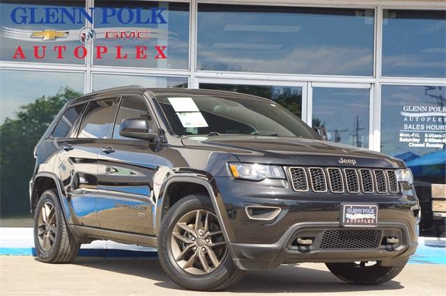 2016 Jeep Grand Cherokee Vehicle Photo in Gainesville, TX 76240