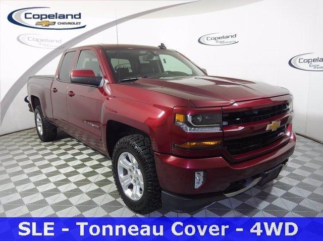 2017 Chevrolet Silverado 1500 Vehicle Photo in BROCKTON, MA 02301-7113