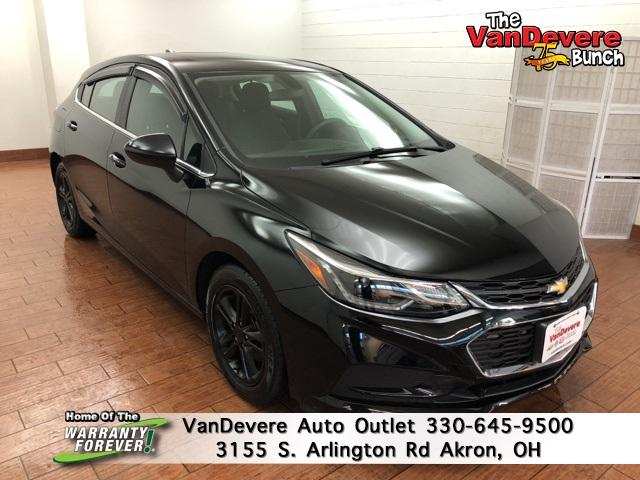2017 Chevrolet Cruze Vehicle Photo in Akron, OH 44312