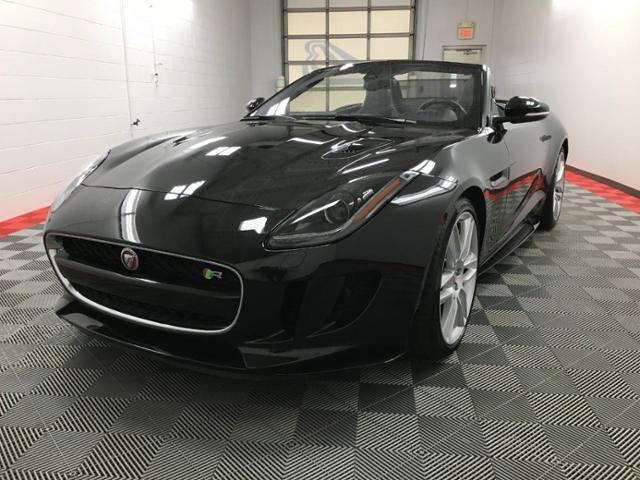 2017 Jaguar F-TYPE Vehicle Photo in Appleton, WI 54913