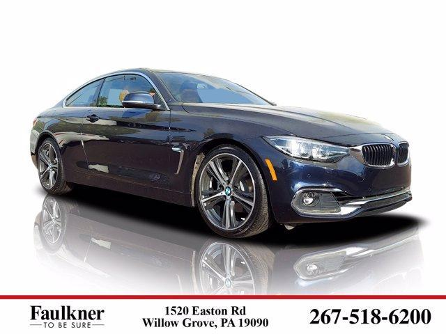 2019 BMW 430i Vehicle Photo in Willow Grove, PA 19090