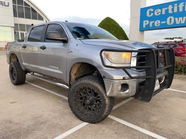 2012 Toyota Tundra 4WD Truck Vehicle Photo in Fort Worth, TX 76116