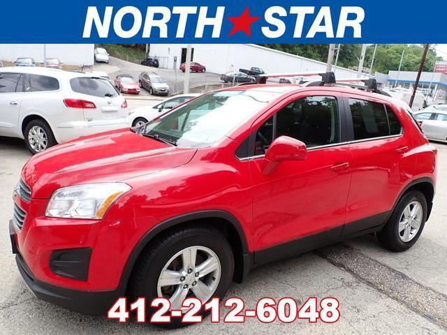 2016 Chevrolet Trax Vehicle Photo in Pittsburgh, PA 15226