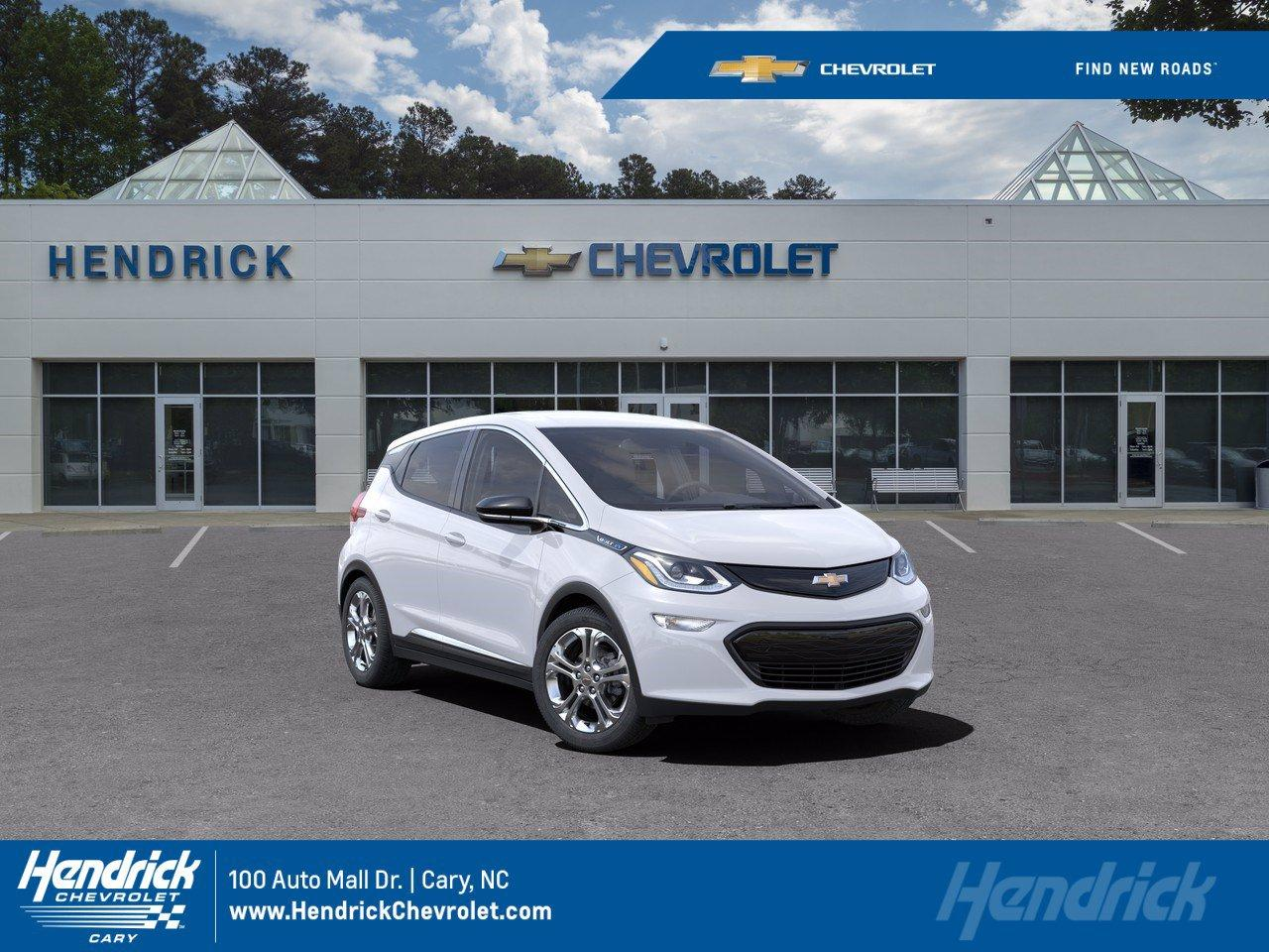 2021 Chevrolet Bolt EV Vehicle Photo in Cary, NC 27511