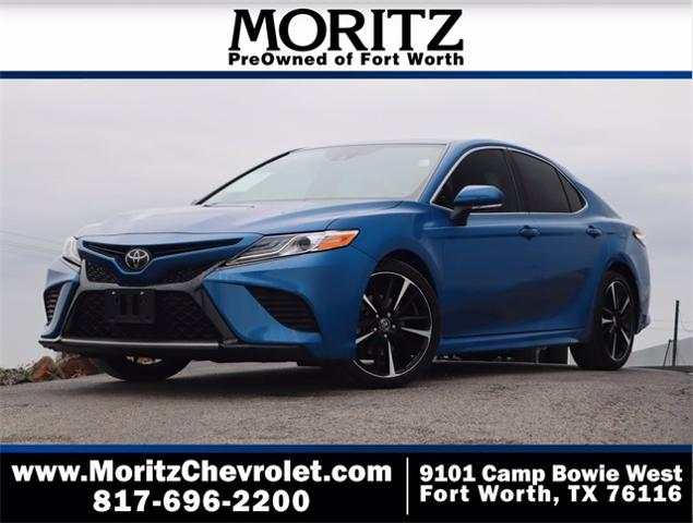 2020 Toyota Camry Vehicle Photo in Fort Worth, TX 76116