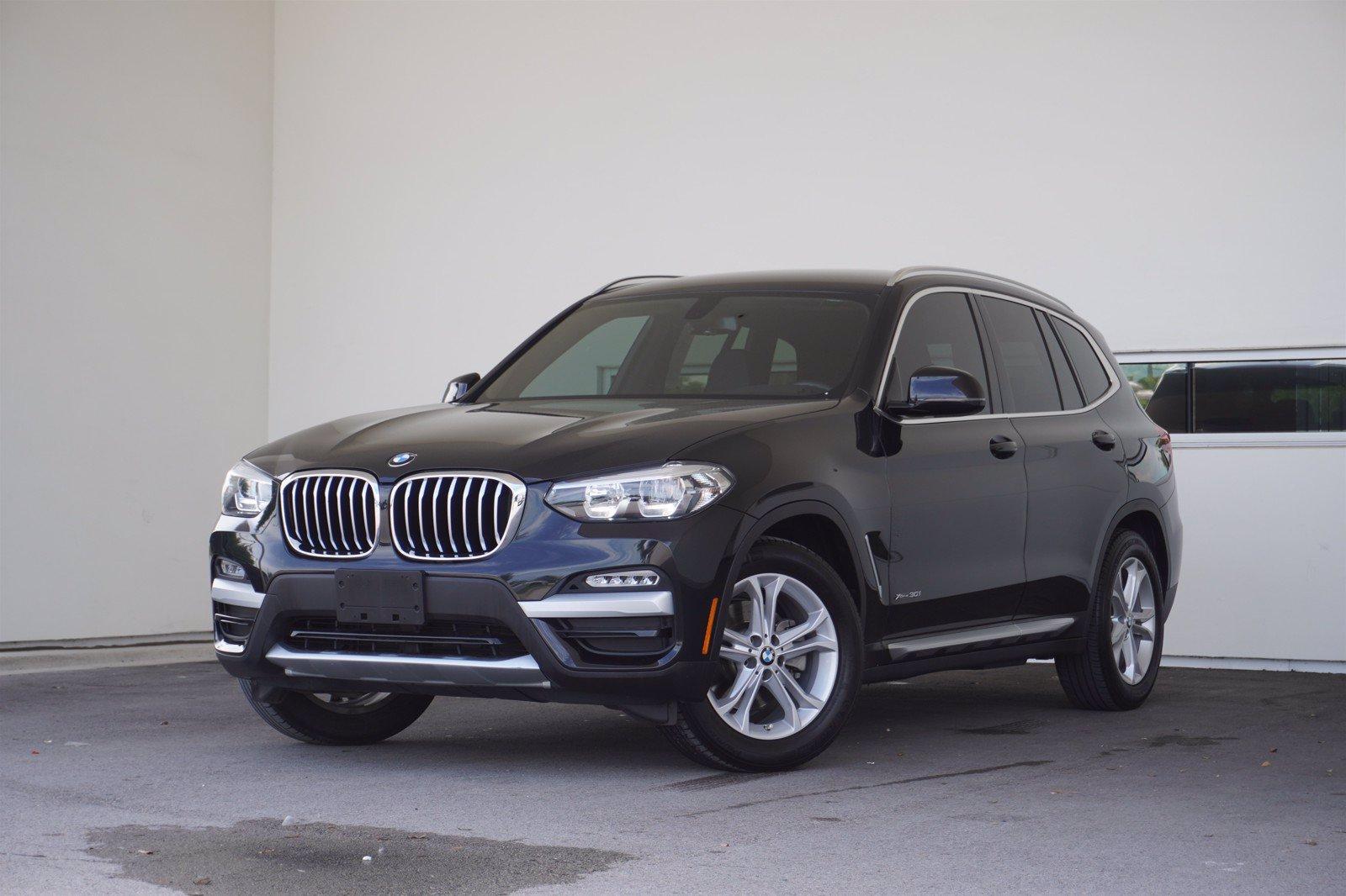 2018 BMW X3 xDrive30i Vehicle Photo in Grapevine, TX 76051