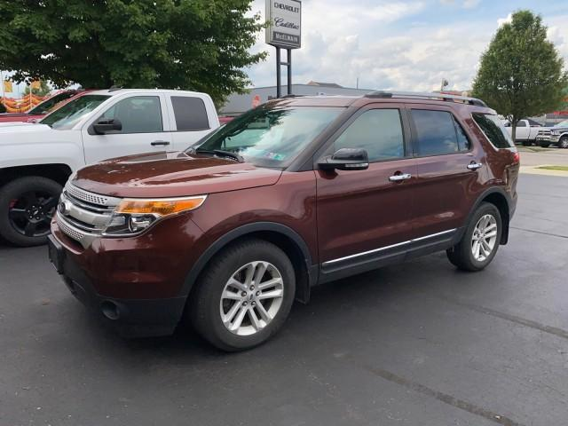 2015 Ford Explorer Vehicle Photo in Ellwood City, PA 16117