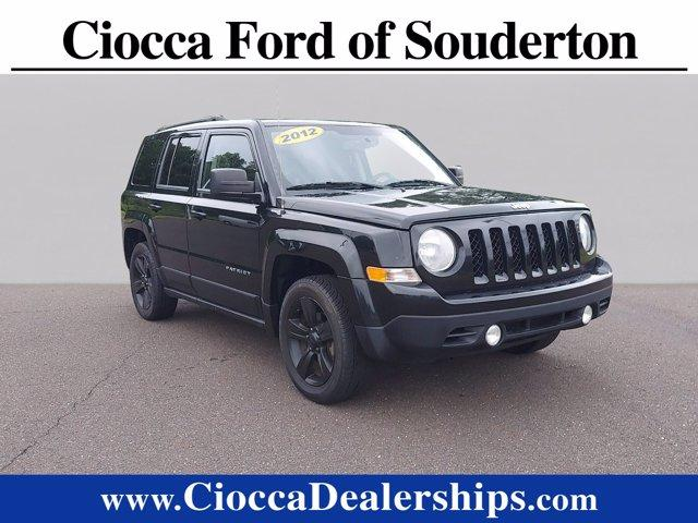 2012 Jeep Patriot Vehicle Photo in Souderton, PA 18964-1034