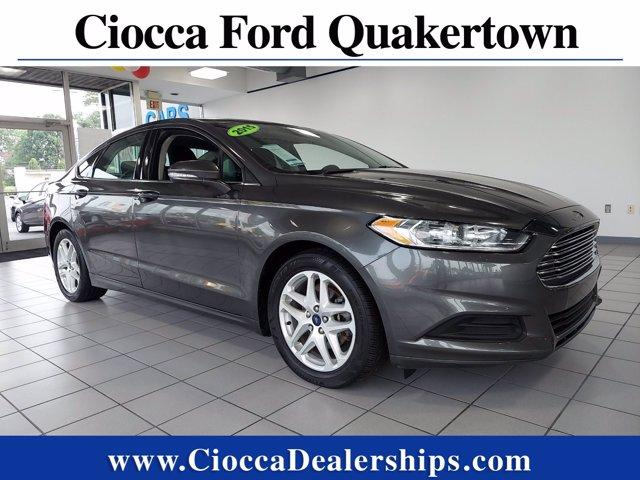 2015 Ford Fusion Vehicle Photo in Quakertown, PA 18951