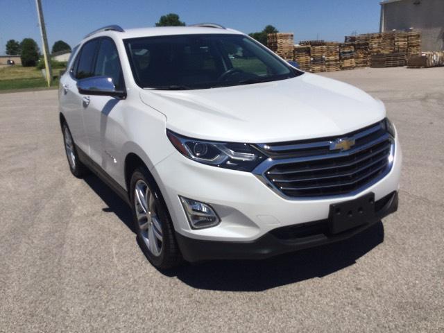 2018 Chevrolet Equinox Vehicle Photo in Owensboro, KY 42303