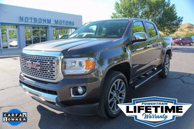 2019 GMC Canyon Vehicle Photo in Miles City, MT 59301-5791