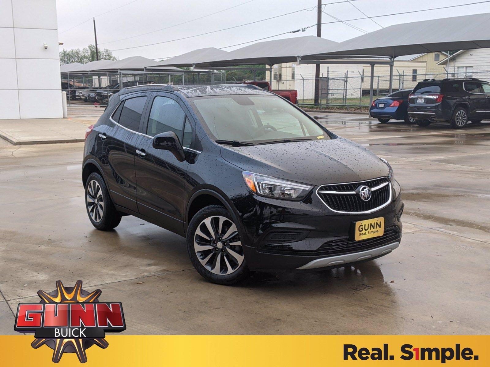 2021 Buick Encore Vehicle Photo in Selma, TX 78154
