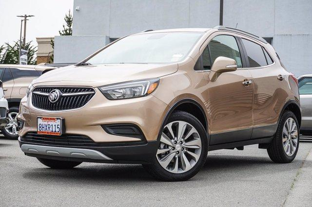 2019 Buick Encore Vehicle Photo in Colma, CA 94014