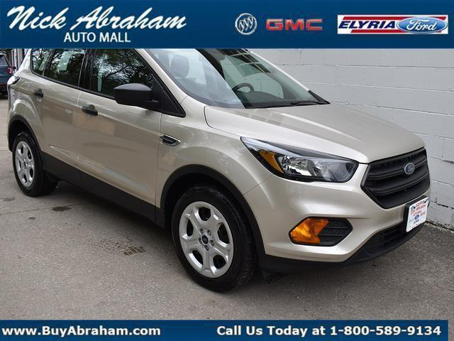 2018 Ford Escape Vehicle Photo in Elyria, OH 44035