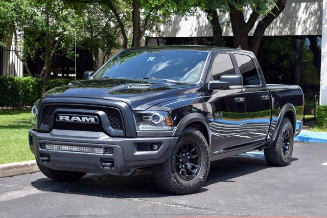 2017 Ram 1500 Vehicle Photo in Dallas, TX 75209