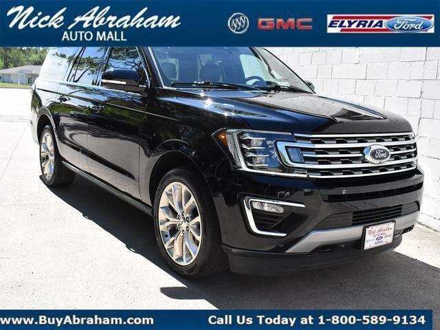 2018 Ford Expedition Max Vehicle Photo in ELYRIA, OH 44035-6349