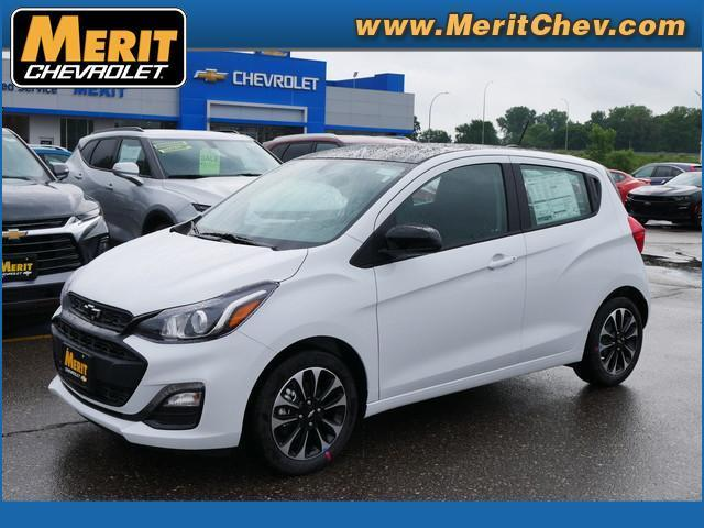 2020 Chevrolet Spark Vehicle Photo in MAPLEWOOD, MN 55119-4794