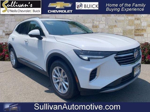 2021 Buick Envision Vehicle Photo in AVON, CT 06001-3717