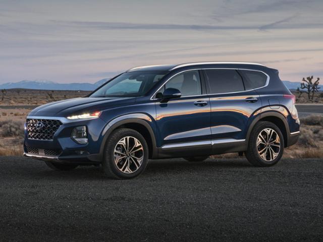 2019 Hyundai Santa Fe Vehicle Photo in BURTON, OH 44021-9417